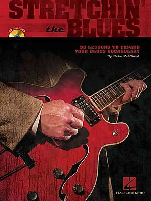Stretchin' the Blues (Book/CD)