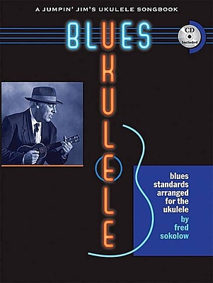 Blues Ukulele: A Jumpin' Jim 's Ukulele Songbook (Book/CD)