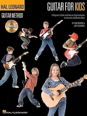 Guitar for Kids for Ages 5-9 (Hal Leonard Guitar Method (Songbooks))
