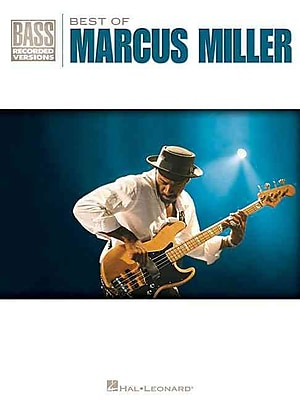 Best of Marcus Miller (Bass Recorded Versions)