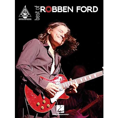 Best of Robben Ford (Guitar Recorded Versions)