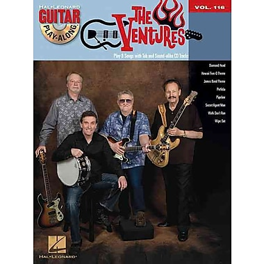 The Ventures: Guitar Play-Along Volume 116