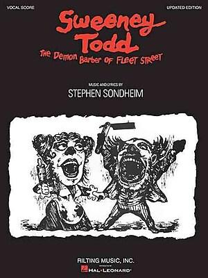 Sweeney Todd: Vocal Score