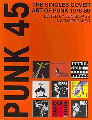 Punk 45: Original Punk Rock Singles Cover Art