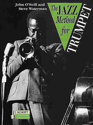 The Jazz Method for Trumpet (Tutor Book & CD)