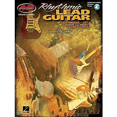 Rhythmic Lead Guitar
