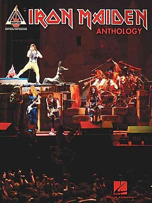 Iron Maiden Anthology (Guitar Recorded Versions)