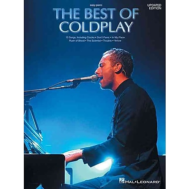 The Best of Coldplay for Easy Piano: Updated Edition