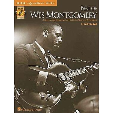 Best of Wes Montgomery: Guitar (Signature Licks)