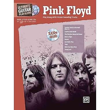 Ultimate Guitar Play-Along Pink Floyd Book/2CDs