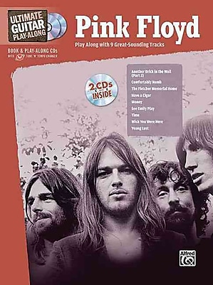 Ultimate Guitar Play-Along Pink Floyd Book/2CDs