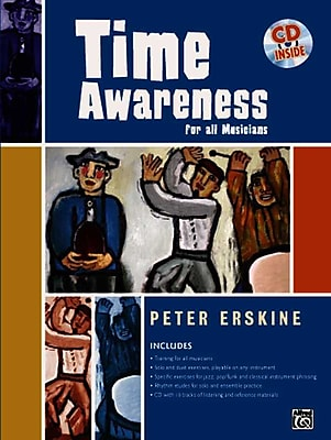 Time Awareness: For All Musicians (Book & Audio CD)