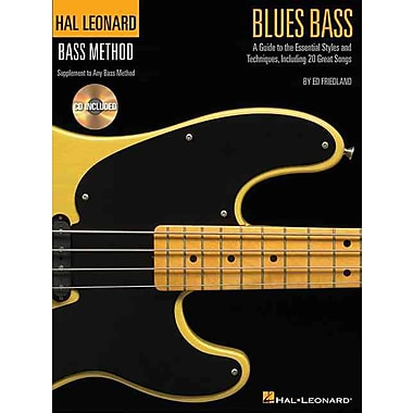 Blues Bass - A Guide to the Essential Styles and Techniques