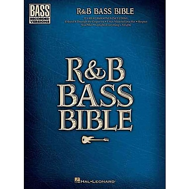 R&B Bass Bible