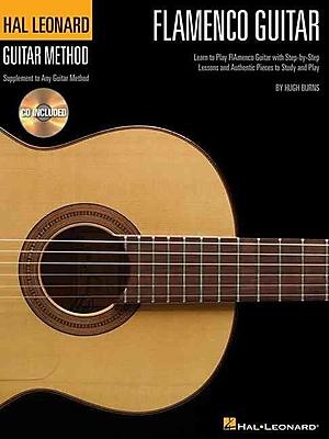 Flamenco Guitar Method Bk/Cd Stylistic Supplement to the Hal Leonard Guitar Method (Hal Leonard Guitar Method (Songbooks))