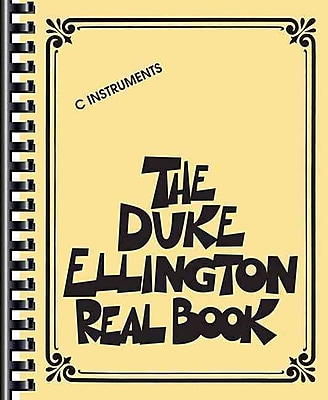 The Duke Ellington Real Book: C Edition