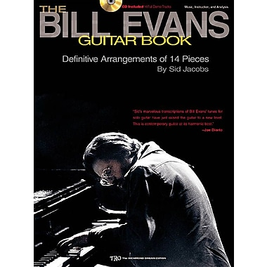 The Bill Evans Guitar Book: by Sid Jacobs