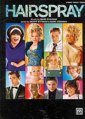 Hairspray- Soundtrack To The Motion Picture - Songbook