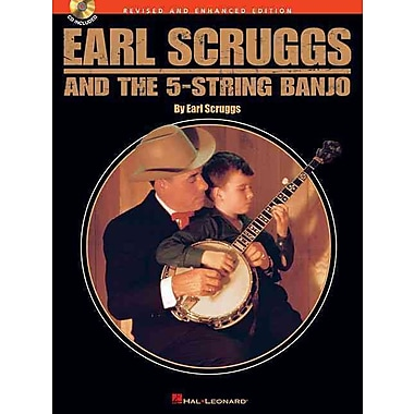 Earl Scruggs and the 5-String Banjo: Revised and Enhanced Edition - Book with CD