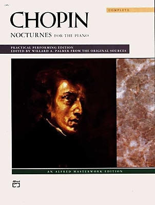 Nocturnes (Complete) (Alfred Masterwork Editions)