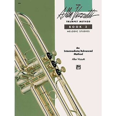 The Allen Vizzutti Trumpet Method, Book 3