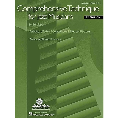 Comprehensive Technique for Jazz Musicians: For All Instruments (Jazz Book)