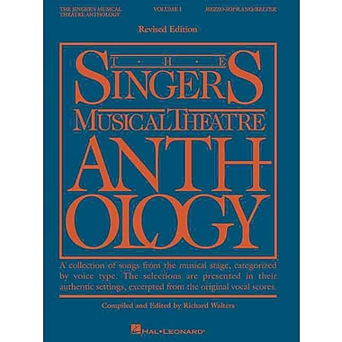 The Singer's Musical Theatre Anthology: Vol. 1, Mezzo-Soprano/Belter