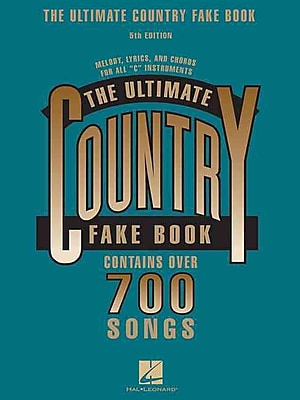 The Ultimate Country Fake Book