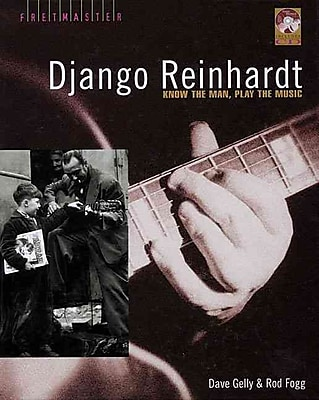 Django Reinhardt - Know the Man, Play the Music Book/CD