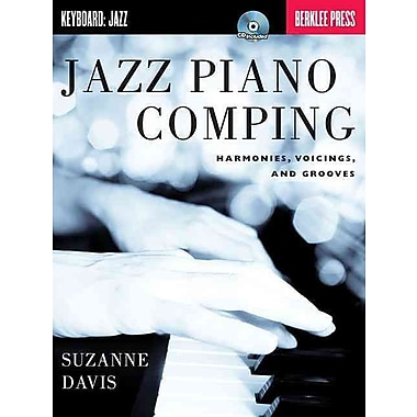Jazz Piano Comping - Berklee Press Book/Cd