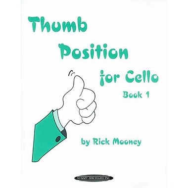 Thumb Position For Cello Book 1
