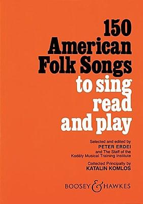 150 American Folk Songs