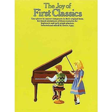 Joy Of First Classics (Joy Of...Series)