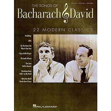 The Songs of Bacharach & David