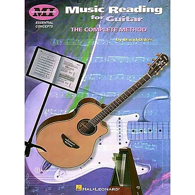 Music Reading for Guitar (The Complete Method)
