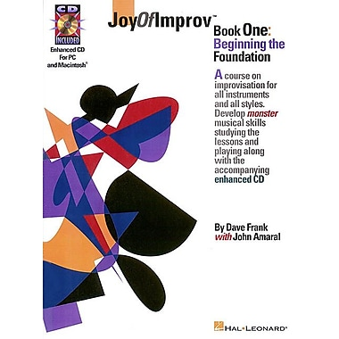 Joy of Improv, Book 1