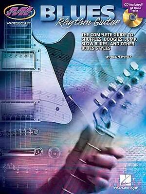 Blues Rhythm Guitar (Master Class)