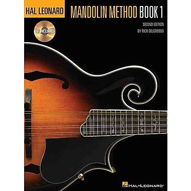 Hal Leonard Mandolin Method for Beginning Players