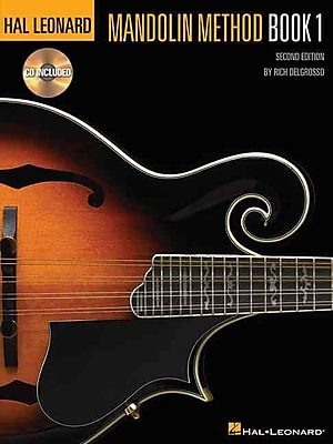 Hal Leonard Mandolin Method for Beginning Players