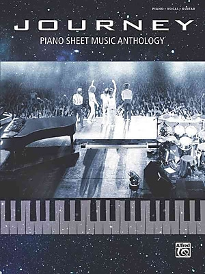 Journey -- Piano Sheet Music Anthology