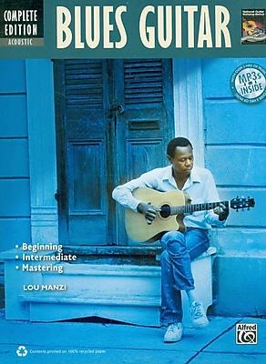 Acoustic Blues Guitar Method Complete (Book & MP3 CD) (National Guitar Workshop)