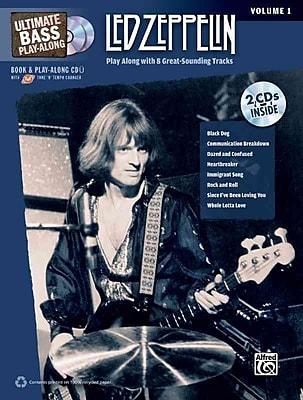 Ultimate Bass Play-Along Led Zeppelin, Vol 1