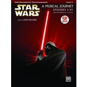 Star Wars Instrumental Solos for Strings (Movies I-VI): Violin (Book & CD) (Pop Instrumental Solo Series)