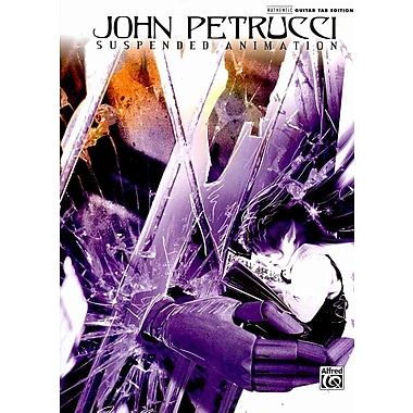 John Petrucci -- Suspended Animation: Authentic Guitar TAB