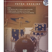 Essential Drum Fills (Book & CD)