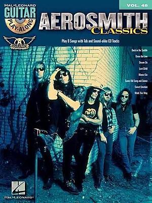 Aerosmith Classics - Guitar Play-Along Volume 48 (Bk/Cd)