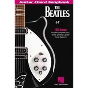 The Beatles Guitar Chord Songbook: J-Y (Guitar Chord Songbooks)