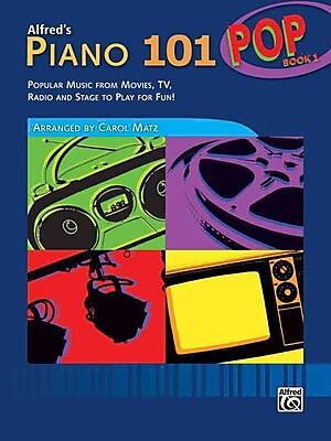 Allfred's Piano 101- Pop Book 1