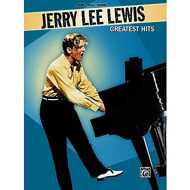 Jerry Lee Lewis- Greatest Hits