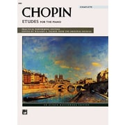Etudes For the Piano: Complete (Alfred Masterwork Editions)